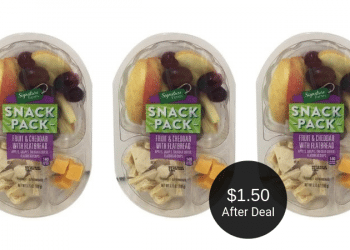Signature Farms Snack Packs at Safeway = $1.50 After the Deal