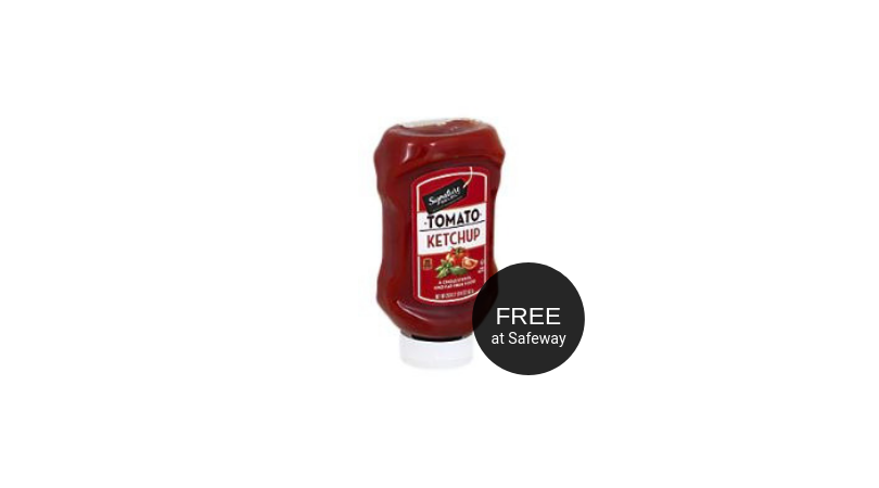 Signature_SELECT_Ketchup