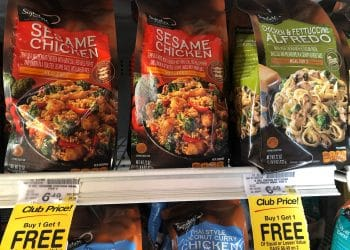 Signature SELECT Meals for 2 – Buy 1, Get 1 FREE at Safeway | Pay $3.25