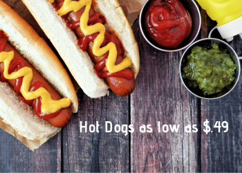 Hot Dogs as Low as $.49 at Safeway With HUGE Hot Dog Sale