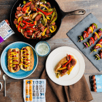 Giveaway and Summer Grilling 🔥 With Teton Waters Ranch Grass Fed Beef Hot Dogs 🌭and Sausages from Safeway