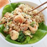 Bang Bang Shrimp & Chicken Rice Bowl Recipe