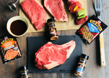 How to Grill the Perfect Steak and 4 Juicy McCormick Grill Mates Steak Recipes