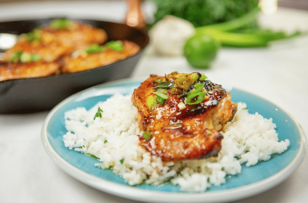 Spicy_honey_Garlic_Chicken_Recipe