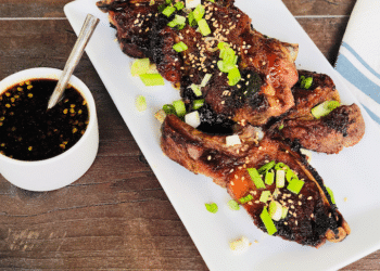 Korean BBQ Country Style Ribs Recipe