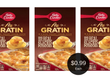 Betty Crocker Potatoes on Sale for $0.99 at Safeway (Save 50%)