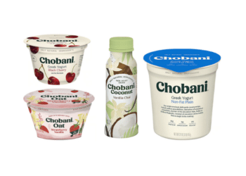 New Chobani Coupons – Pay just $.68 a Cup, $.75 for Non-Dairy Drinks, $2.99 for 32 oz at Safeway