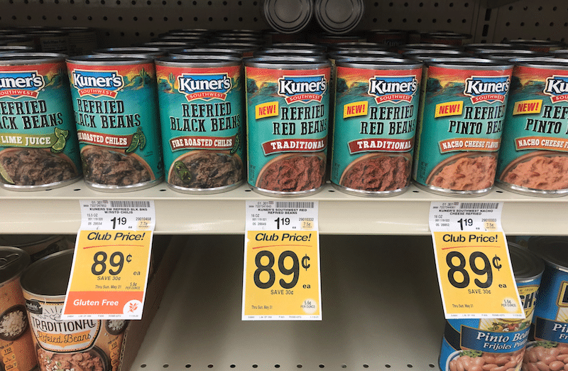 kuners_southwest_Refried_beans