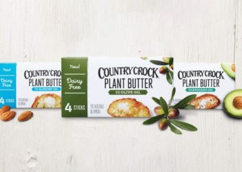 Country Crock Plant Butter Just $1.99 at Safeway