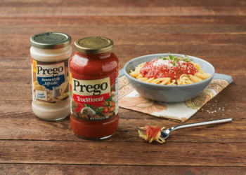 New Prego Pasta Sauce Coupons – Pay Just $1.11 each, Save 55%