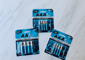 Signature SELECT Batteries on Sale, Pay $1.00 for 4 Packs of AA or AAA