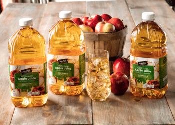 Signature SELECT Apple Juice & Cider for $0.99 Each at Safeway | Save 50% Easily