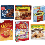 General Mills Products on Sale at Safeway Pay Just 99¢ for Nature Valley Bars, Cereal, Fruit Snacks, and Fiber One Bars