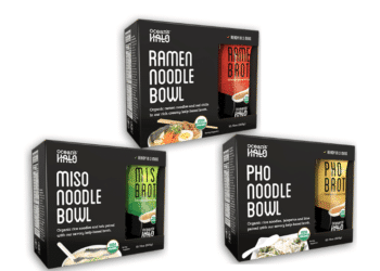 NEW Ocean's Halo Organic Pho, Miso and Ramen Noodle Bowls at Safeway, Try for Just $1.49 (Reg. $5.99)