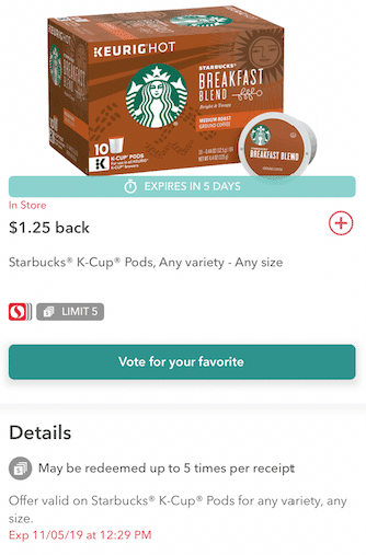 starbucks_k-Cups_coupon