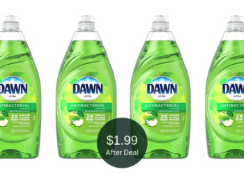 Dawn Ultra Coupons Are Available, Pay as Low as $1.99 at Safeway