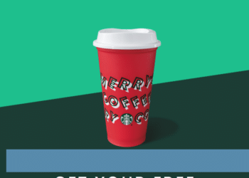 Get Free Starbucks Reusable Cup on Nov. 7th and Try 5 New Holiday Beverages
