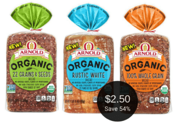 Oroweat Organic Bread on Sale at Safeway, Pay as Low as $2.50 After the Deal