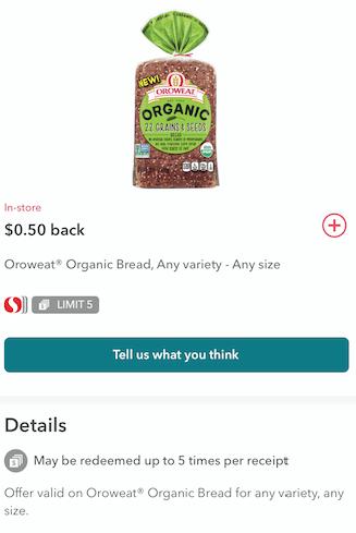Oroweat_organic_bread_Coupon