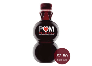 POM Pomegranate Juice Coupon = $2.50 for a Bottle at Safeway After the Deal