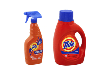 Try New Tide Antibacterial Spray for Just $2.99 or Get 50 oz Tide Detergent for $3.99