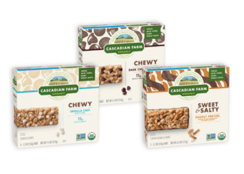 Organic Cascadian Farm Granola Bars on Sale at Safeway, Pay $1.99 Per Box
