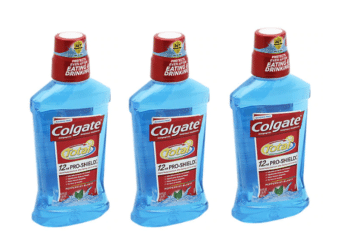 New Colgate Mouthwash Coupon – Pay Just Just $2.49 for Colgate Total at Safeway, Save 50%