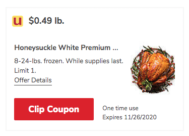 honeysuckle_Turkey_Price_Safeway