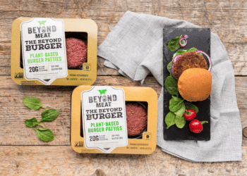 Beyond Plant-Based Meat Burgers Just $2.49 With Coupons at Safeway