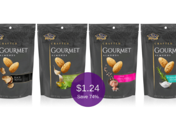 Blue Diamond Gourmet Almonds for as Low as $1.24 at Safeway | Save up to 74%