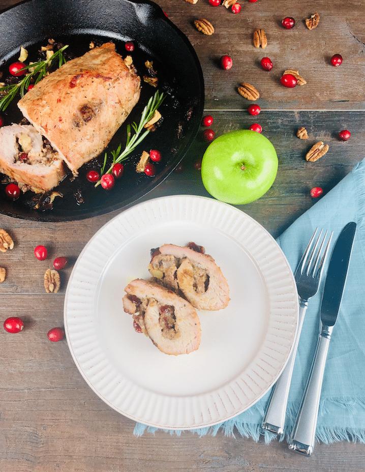 cranberry_apple_Stuffed_pork_loin_recipe