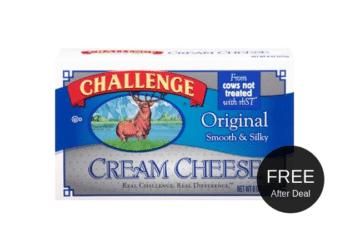 🔥 FREE Challenge Cream Cheese at Safeway 🔥