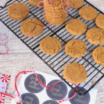 Chewy Ginger Spice Cookies Recipe