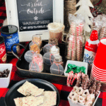 Hosting a Hot Chocolate Bar Party