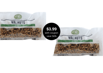 HOT Open Nature Walnuts 16 oz Just $3.99 at Safeway (Reg. $8.99)