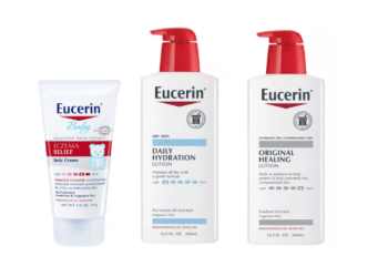 New $3.00 off Eucerin Coupon – Get Baby Cream for Just $3.79, Lotion for Just $6.34 at Safeway