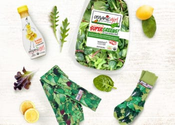 Win One Year of FREE organicgirl Greens and Dressing and $100 Safeway Gift Card