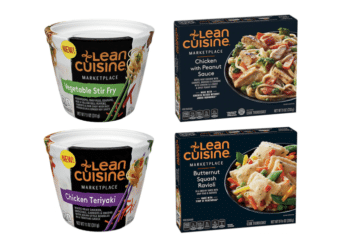 Lean Cuisine Bowls and Entrees Just $1.63 Each at Safeway