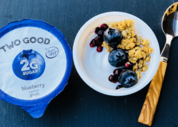Light & Fit Two Good Yogurt Deal at Safeway = $0.49 for a Cup | Save 69%