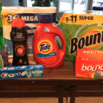 Save $49 or 61% on 8 P&G Items at Safeway.  Get Tide, Charmin, Cascade, Bounce, Bounty & More for Just $31.18