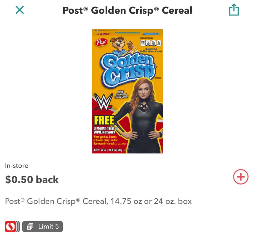 Post_cereal_ibotta