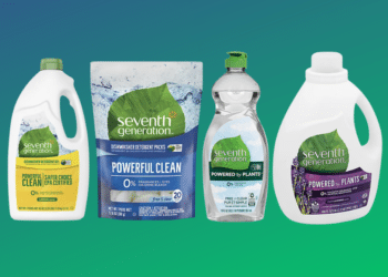 Seventh Generation Sale at Safeway, $1.99 Dish Soap, and Save on Detergent and More
