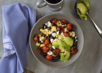 Black Bean Breakfast Bowls