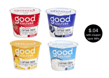New Good Culture Cottage Cheese Coupon and Sale at Safeway