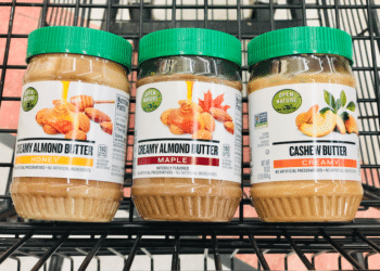 Open Nature Almond Nut Butter Just $4.99 at Safeway