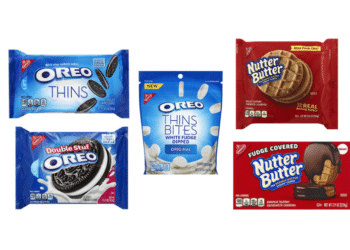 OREO Cookies and Nutter Butter Cookies Just $1.49 Each at Safeway