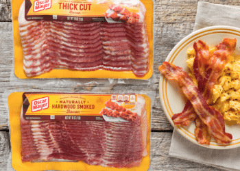 Oscar Mayer Bacon Coupon –  Pay $3.99 | Save $5 at Safeway