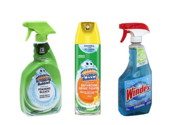 Get Scrubbing Bubbles and Windex Cleaners for Just $2.49 Each at Safeway