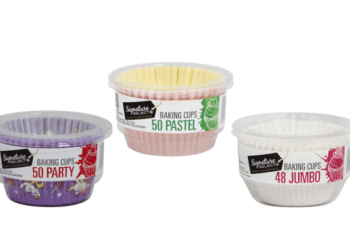 NEW Signature SELECT Baking Cups Just $.79 each at Safeway