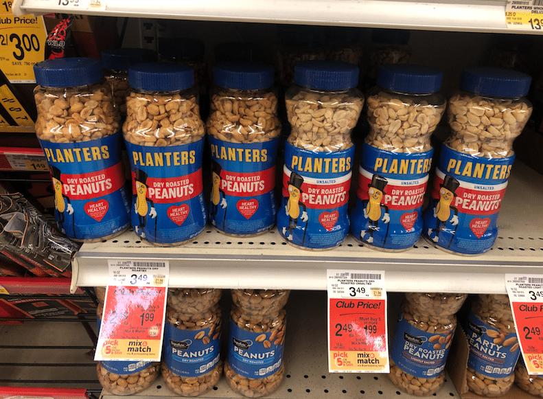 Planters_peanuts